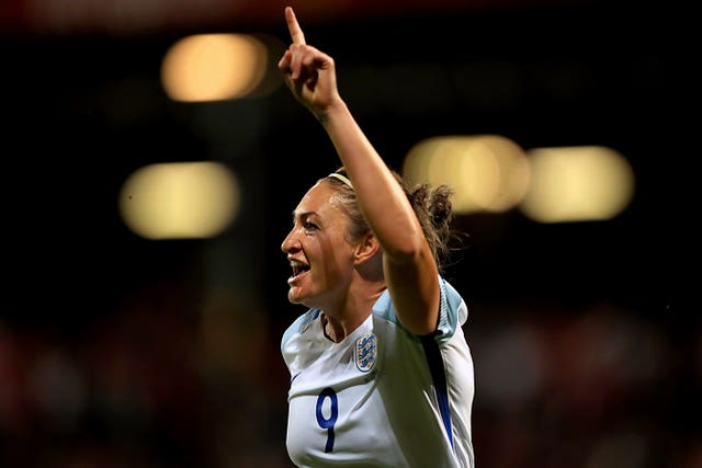 Jodie Taylor won the Golden Boot at Euro 2017