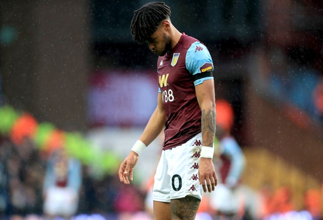 Tyrone Mings suffered a hamstring injury and could miss the busy festive period