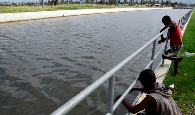 Mozambique Cyclone Battling Climate Change
