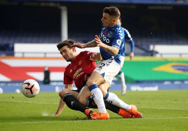 Maguire was in fine form as the Red Devils returned to winning ways
