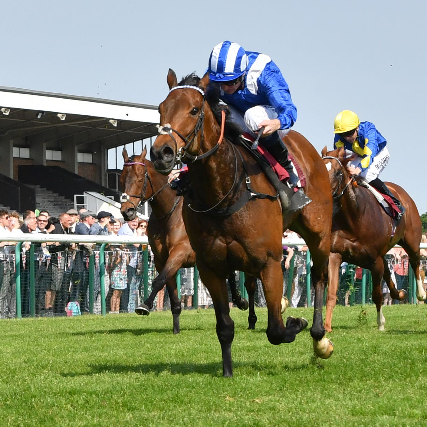 Battaash will head to Goodwood with a penalty