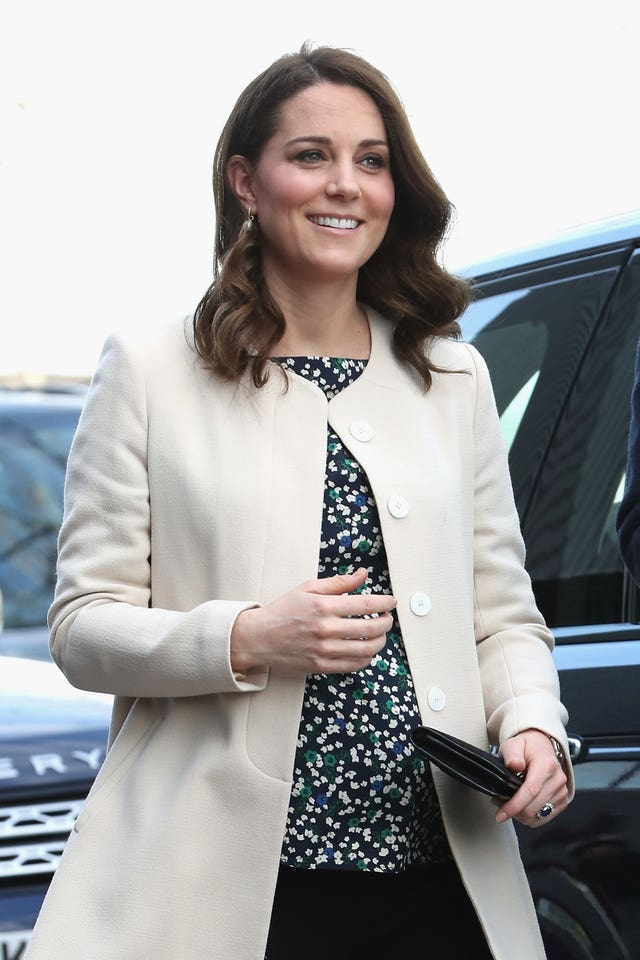 a42346065d8 The Duchess of Cambridge is confidently stylish (Chris Jackson PA)