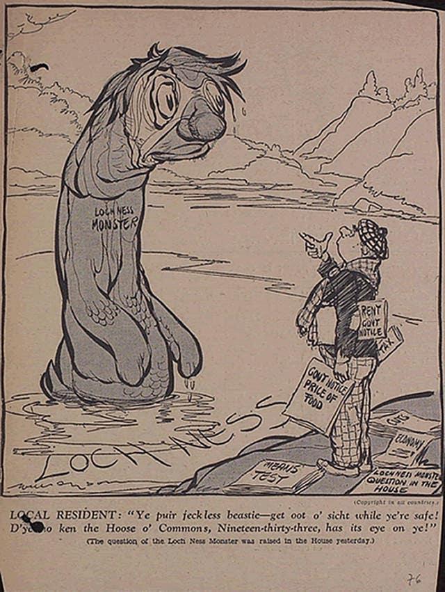 Nessie records released