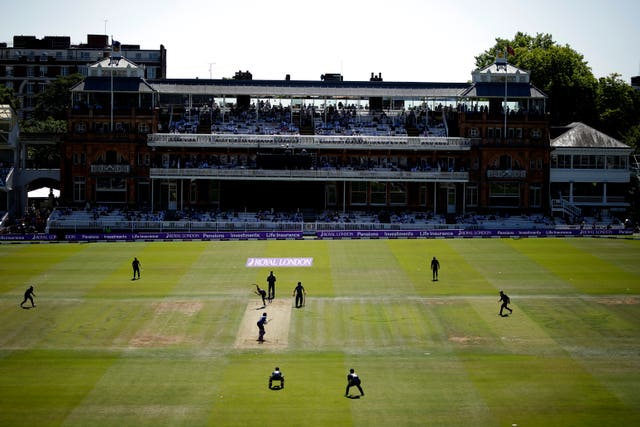Lord's is not a high-scoring ground (Steven Paston/PA)