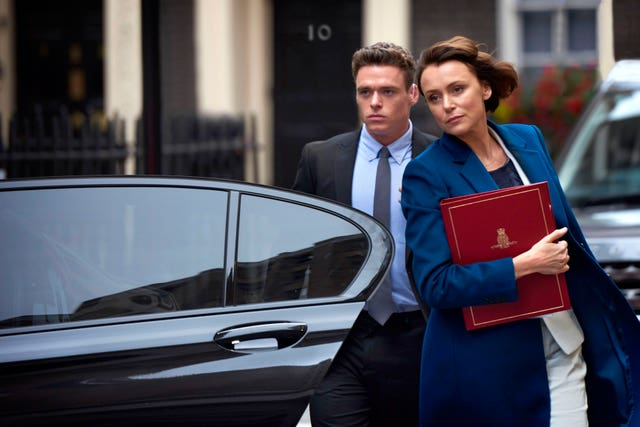 Bodyguard star Richard Madden to receive honorary degree in Glasgow