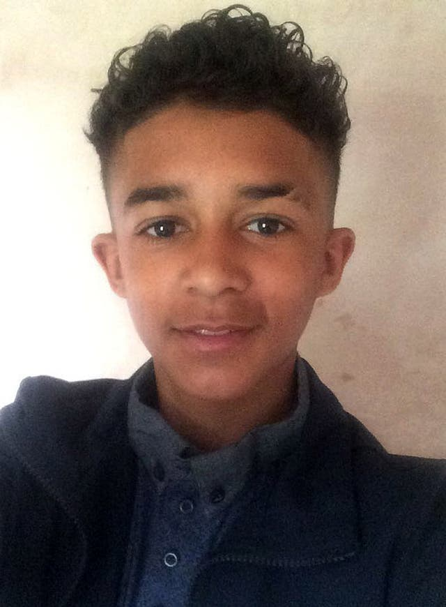 Darnell Harte, 15, died in the crash alongside two other boys and two men (West Yorkshire Police/PA)