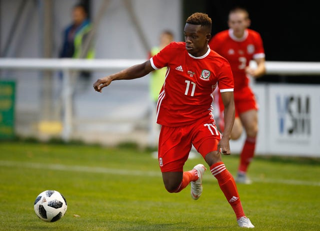 Wales international Rabbi Matondo left Manchester City for Schalke in January 2019