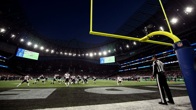 Oakland Beat Chicago In Thrilling First Nfl Game At Tottenham Hotspur Stadium Bt Sport