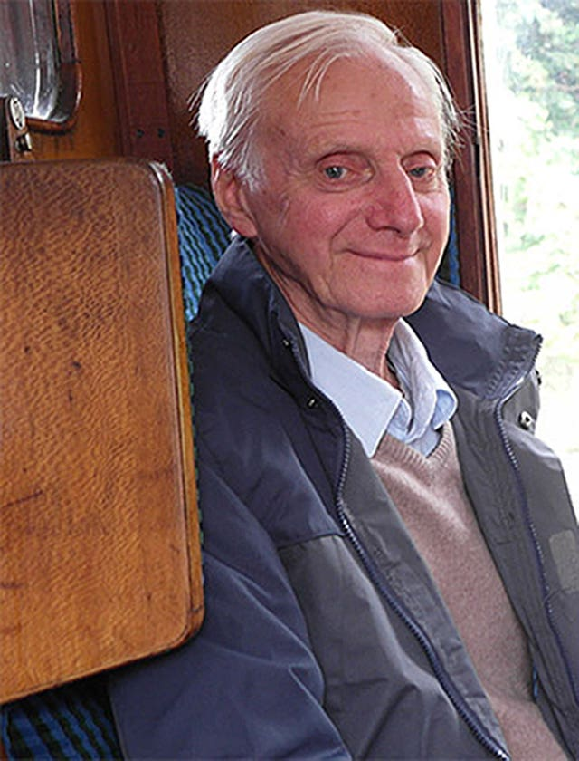 Murder victim Peter Wrighton, who was 83 (Norfolk Police/PA)