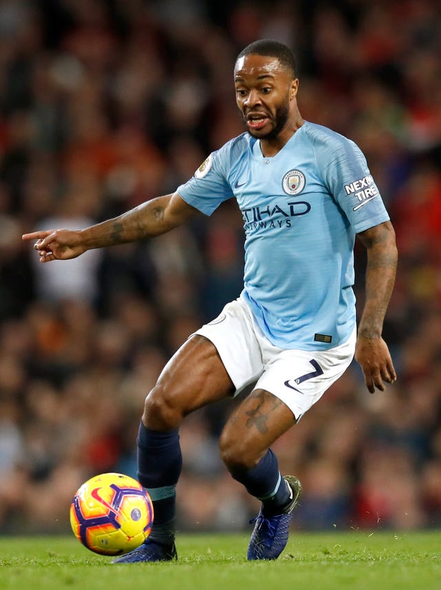 Raheem Sterling has become the leading voice in the fight against racism in football