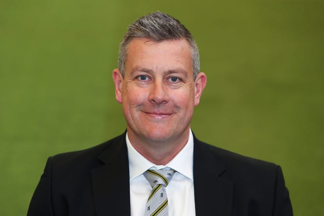Ashley Giles will have to replace both Farbrace and Bayliss this year