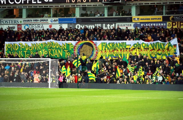 Norwich City v Liverpool - Premier League - Carrow Road