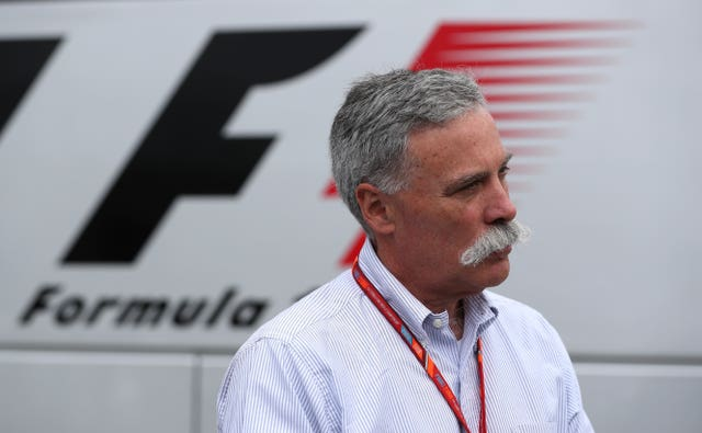 F1 chairman Chase Carey has descibed Silverstone as one of the sport's signature races