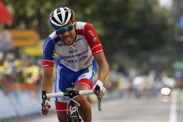 Thibaut Pinot is France's best hope of victory, but has plenty of time to make up