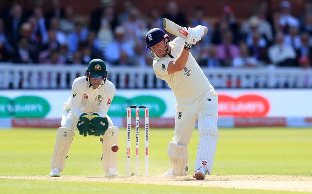 Jonny Bairstow helped steady the ship for England