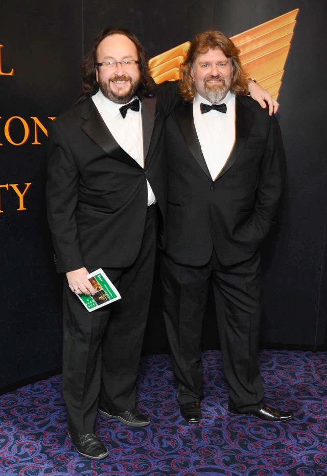 The Hairy Bikers, Dave Myers and Si King