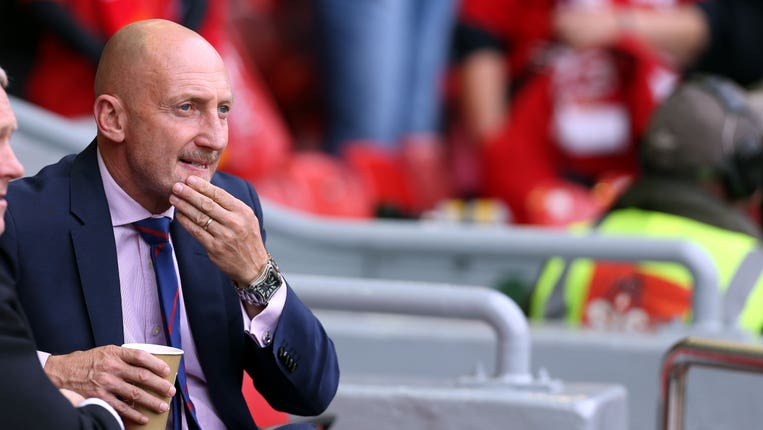 Ian Holloway had a spell in the Premier League with Crystal Palace.
