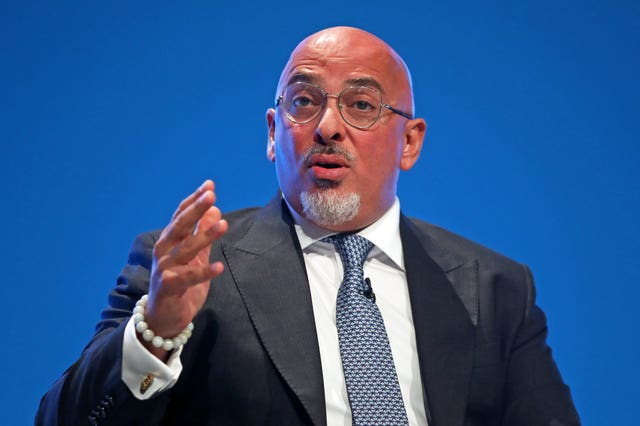 Nadhim Zahawi is overseeing the rollout of the coronavirus vaccine