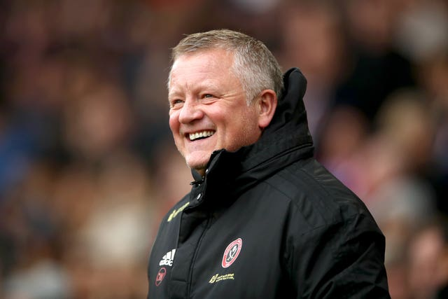 Sheffield United manager Chris Wilder has overseen an excellent first season back in the top flight