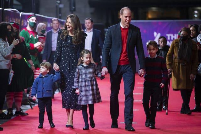 Royal visit to The Palladium