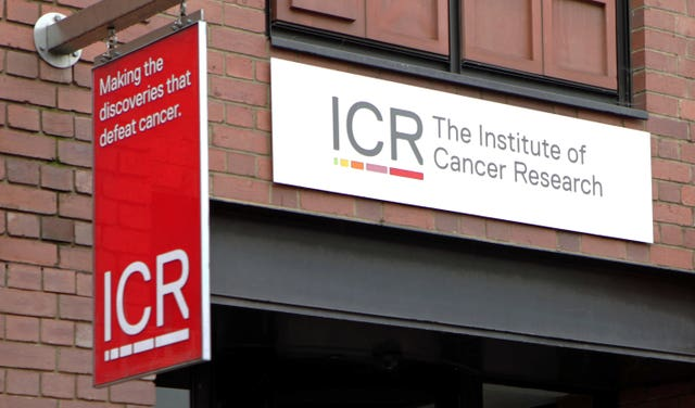 The Institute of Cancer Research stock