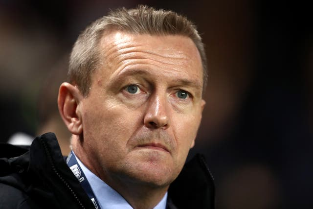 Aidy Boothroyd will take England Under-21s to Euro 2021