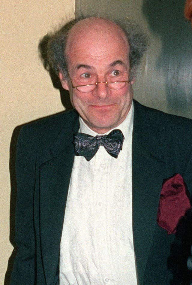 Scientist and TV presenter Professor Heinz Wolff, who has died aged 89 (Martin Keene/PA Wire)