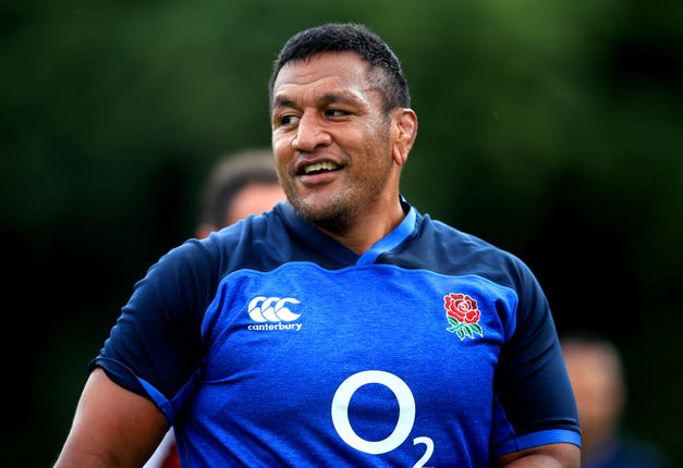 Mako Vunipola is nearing a return