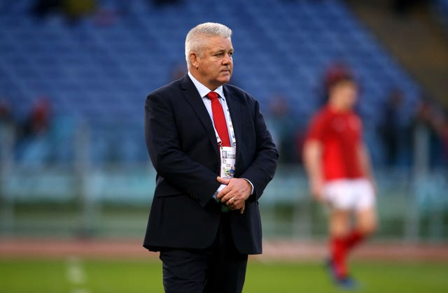 Warren Gatland will leave Wales after the World Cup