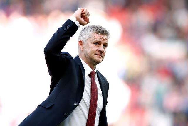 Ole Gunnar Solskjaer led Manchester United to a sixth-place finish last term (Martin Rickett/PA)