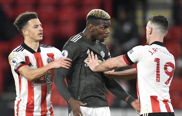 Pogba has had mixed fortunes at Manchester United and could be tempted away by the right offer