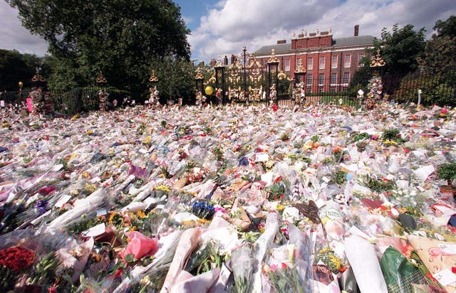 Tribute to Princess Diana