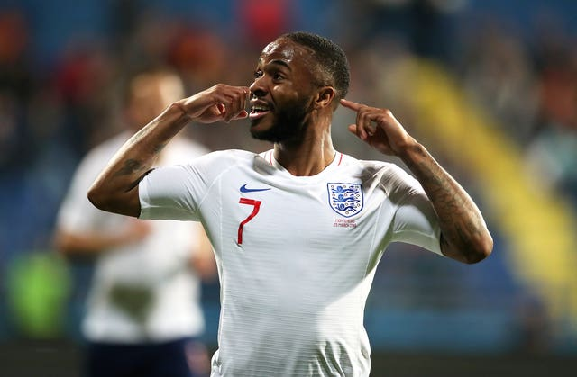 England players were subjected to racist chants during their Euro 2020 qualifier against Montenegro