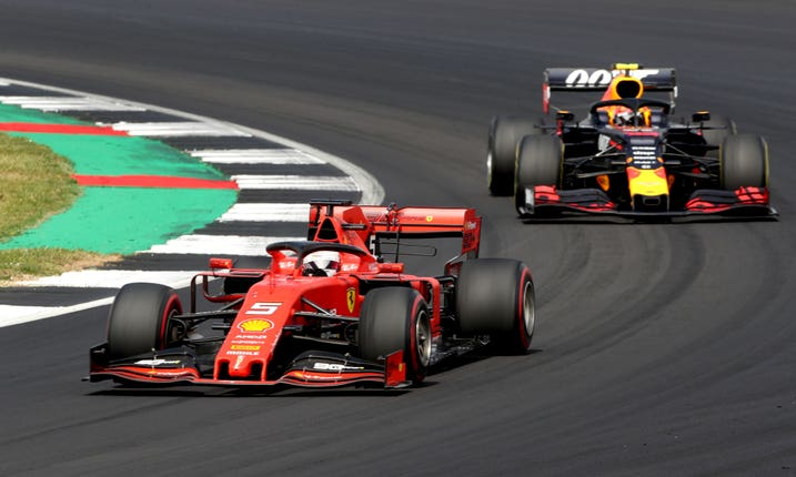 Two races are set to be held at Silverstone this summer