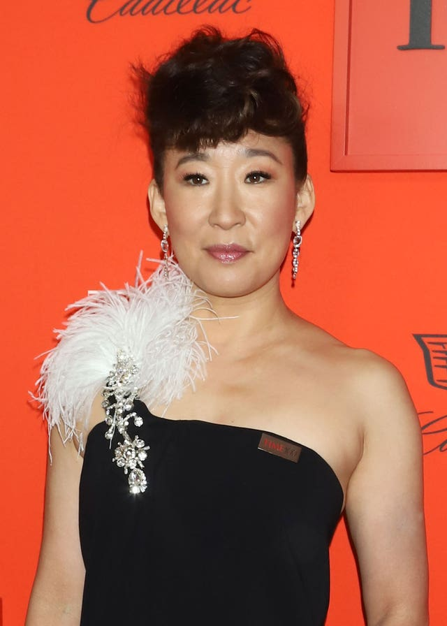 Sandra Oh on Killing Eve