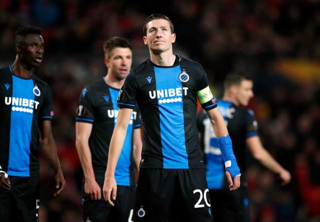 Club Brugge have been declared champions of Belgium's curtailed top-flight campaign