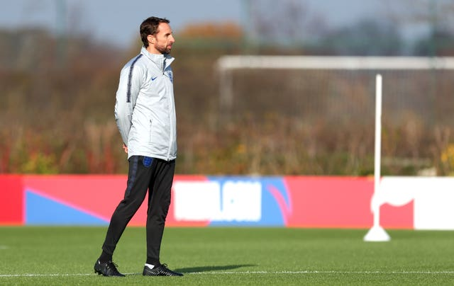 Southgate believes England have improved since the World Cup