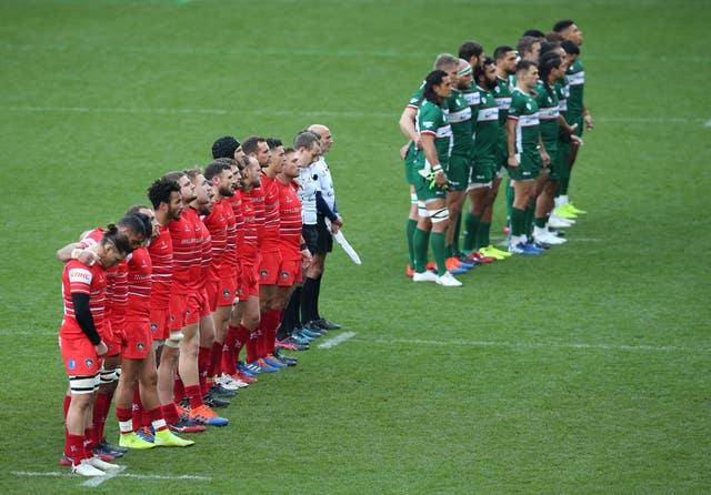 London Irish v Leicester Tigers – Gallagher Premiership – Madejski Stadium