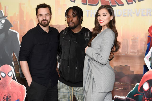 """Spider-Man: Into the Spider-Verse"" Photo Call"