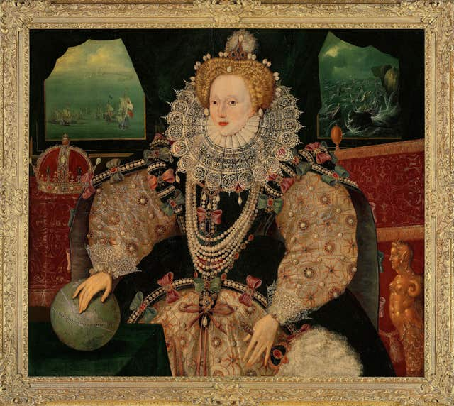 Campaign to acquire portrait of Elizabeth I