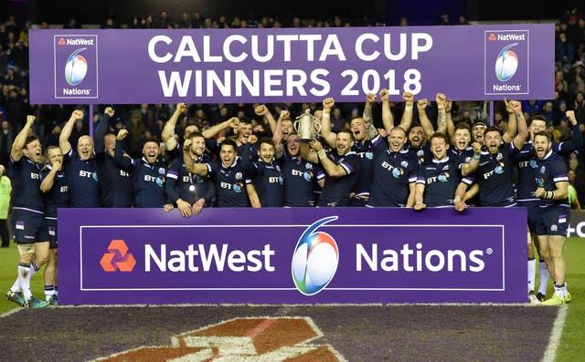 Scotland v England – Natwest Six Nations – BT Murrayfield