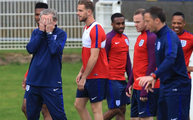 Clubs could return to training next week (Mike Egerton/PA)