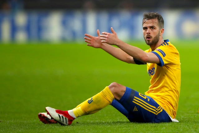 Juventus' Miralem Pjanic could move to Barcelona in a swap deal