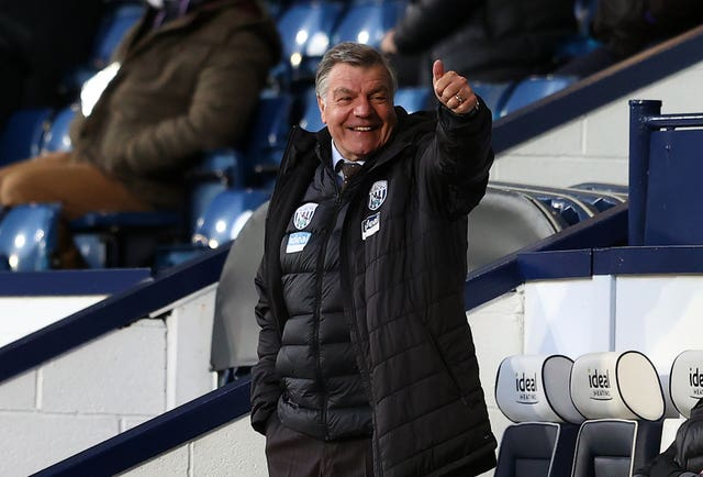 West Brom celebrated successive wins for the first time this season