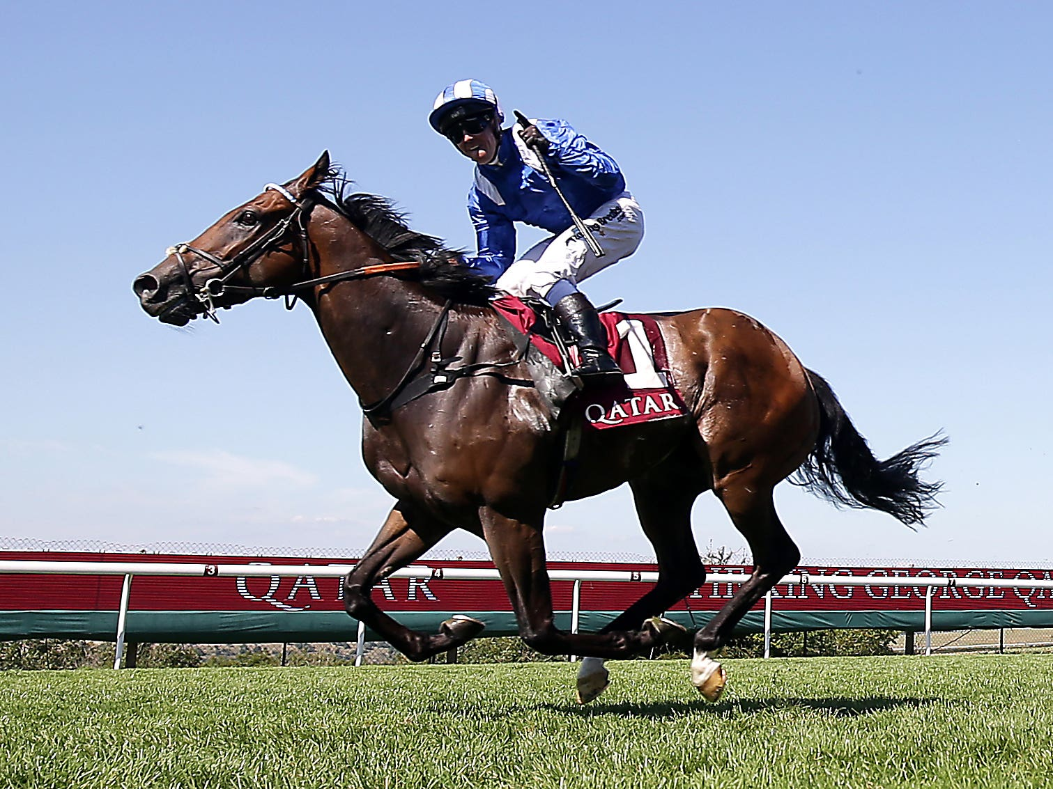 Battaash is bidding for a King George Stakes four-timer (Adam Davy/PA)