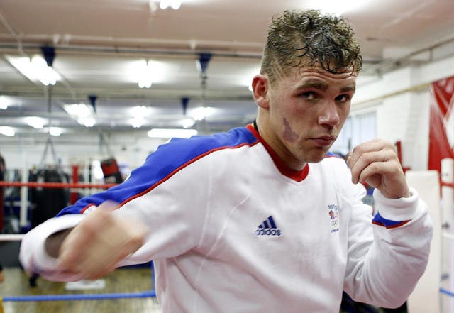 Saunders' amateur career came to an unsavoury end