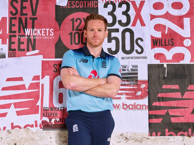 Eoin Morgan has total confidence in his England World Cup team-mate