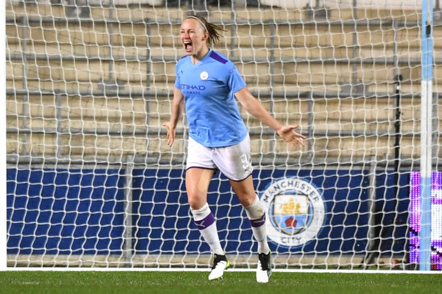 Manchester City v Everton – Women's Super League – Academy Stadium