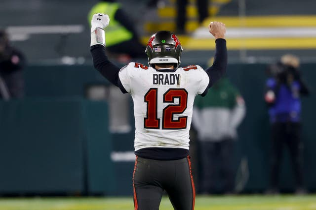 Tampa Bay Buccaneers quarterback Brady is an example to follow, says Solskjaer