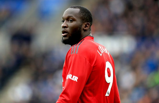 Lukaku left Old Trafford for Serie A